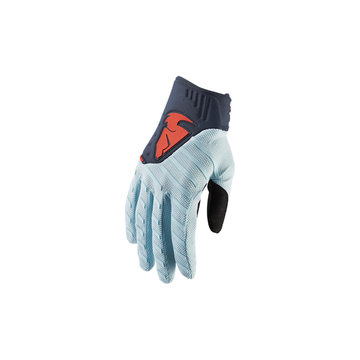 GUANTES TROY LEE AIR BLUE