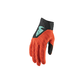 GUANTES THOR S9 REBOUND RED...