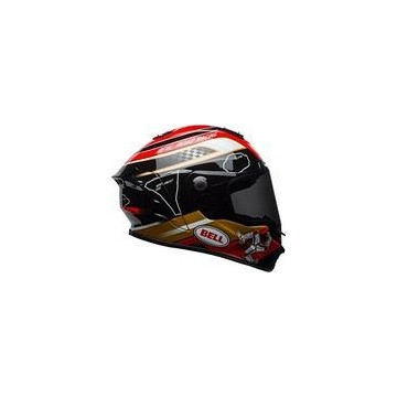 Casco Ps Star Pace Org/Bk