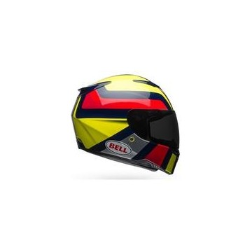 Casco Moto Srt Mat Black